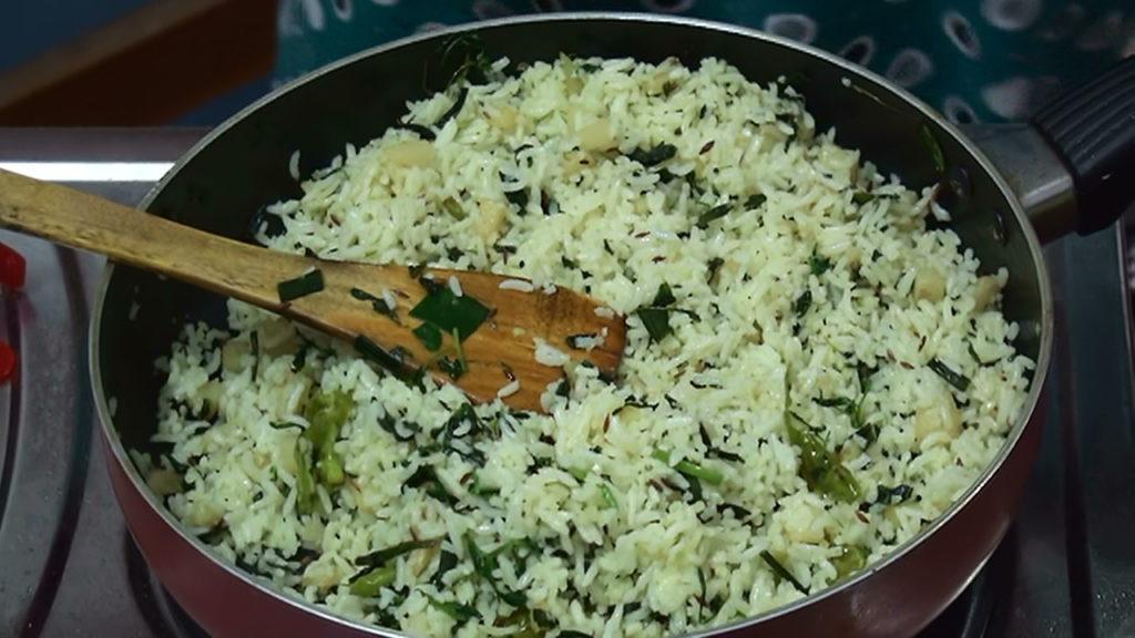 Menthi Rice
