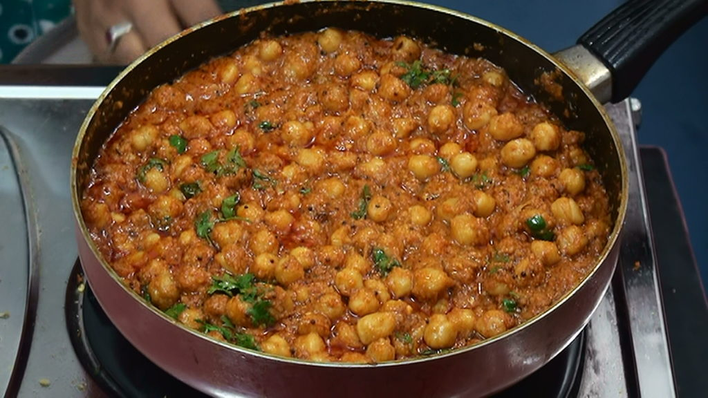 Chana Masala Recipe – Indian Curry