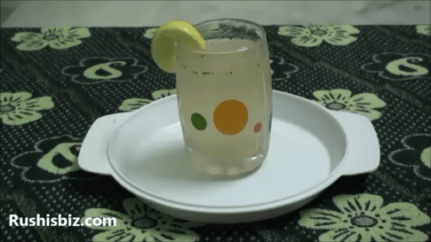 spicy lemon juice
